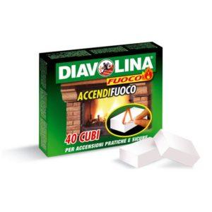 diavolina - accendifuoco